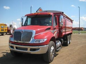 2018 International 4400 SBA 6X4, New Cab & Chassis