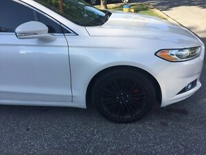 2013 Ford Fusion SE 2.0 ecoboost appearance package