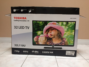 Toshiba LED flat screen for SALE