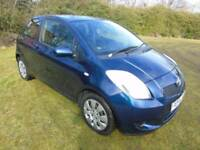 2006 06 TOYOTA YARIS 1.3 T3 3 DOOR