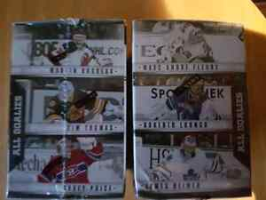 Panini All Goalies 2010-2011 Sealed Hobby Box 106 Cards Per Box Kitchener / Waterloo Kitchener Area image 2