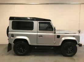 Land Rover 90 Defender 2.4TDi County 2010/10 stunning condition