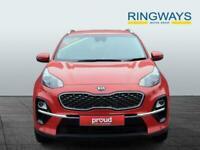 2019 Kia Sportage 1.6 CRDi ISG 2 5dr Estate Diesel Manual