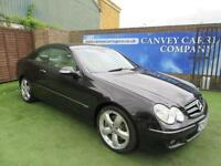 2007 Mercedes-Benz CLK 3.0 CLK280 Avantgarde 7G-Tronic 2dr