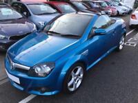 Vauxhall Tigra Sport 16v Twinport PETROL MANUAL 2005/05