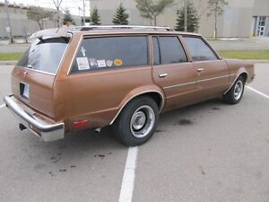 79 Wagon Low km`s Certifyied