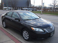 2007 TOYOTA CAMRY Hybrid - Only 115000 kms