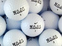 Nike Mixed Model Golf Balls x 50. Pearl Condition.