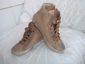 gals size 6 studded sneakers by Rebel . new condition. 5.00