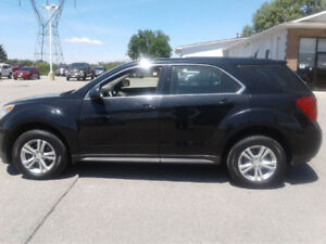 2011 CHEV EQUINOX FWD  LOW KMS  ONLY 103 KMS