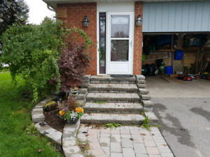 Free ornate patio blocks