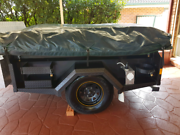 2012 GIC Camper Trailer - Semi off Road Cranebrook Penrith Area Preview
