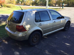 2004 Volkswagen Golf GL Hatchback
