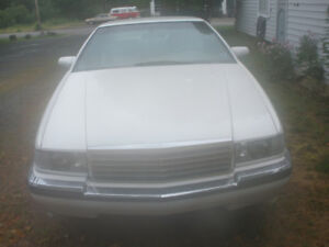 Swap/trade- 1993 Cadillac Eldorado for motorcycle