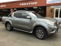 2018 Nissan Navara Double Cab Pick Up Tekna 2.3dCi 190 4WD Auto Pick Up Diesel A