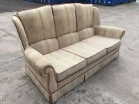 Free to collector 3 seater settee