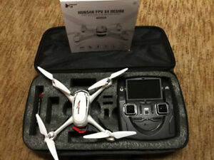 Drone Hubsan H502S 5.8G FPV, 720P HD Camera GPS
