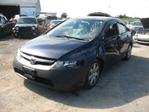 JUST IN '06 HONDA CIVIC FOR PARTS @ PICNSAVE WOODSTOCK
