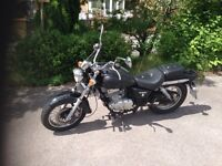 Suzuki GZ125 Marauder 125 cc motorbike