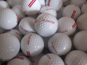NEW FLOATER Golf Balls ... Used Balls also available for less $