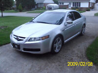 2005 Acura TL Beautiful car $6500 safetied & Etested