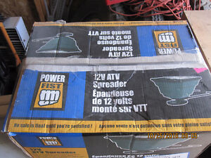 ATV 12 Volt Spreader