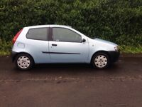Fiat punto 1.2 excellent condition ⭐️1 owner⭐️full service history⭐️ like corsa Clio fiesta