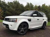 2010 Land Rover Range Rover Sport 3.6TD V8 auto HSE