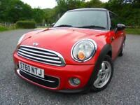 Mini Cooper D in Chili Red - Hatchback 1.6 Manual Diesel