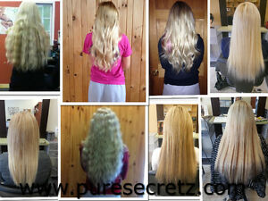 HAIR EXTENSIONS - THE BEST HAIR THE BEST INSTALLATION Peterborough Peterborough Area image 5