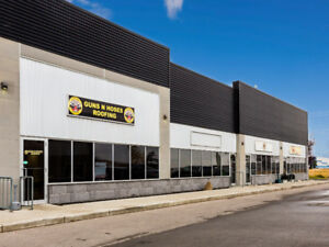 2069 SF Industrial Bay With Office For Sale In SE Calgary