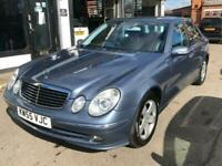 2006 Mercedes-Benz E-CLASS 3.0 E320 CDI AVANTGARDE 4d 222 BHP Saloon Diesel Auto