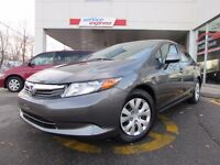 Honda Civic Sdn 4dr Man LX 2012