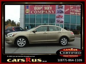 2008 Honda Accord EX-L Was $10,995 Plus Tax Now $10,995 Tax In!