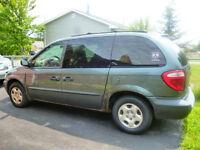 2002 Dodge Caravan Minivan, Van-NEW LOWER PRICE