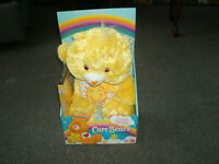 Brand New Collectible Funshine Bear with DVD