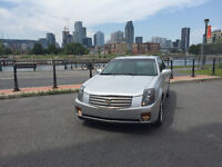 2003 Cadillac CTS Deluxe Edition / GPS/Bluetooth/Winter Tires