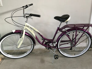 "Ladies 26"" Schwinn Sanctuary7 Cruiser Bike - brand new!"