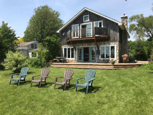 Two Lakefront houses/cottage for sale in Kingsville on Lake Erie