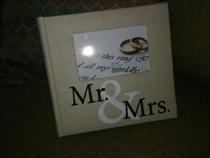 Mr&Mrs Photo Album
