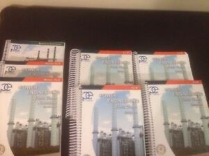 3rd Class PanGlobal Power engineering books
