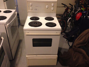 24 inch apartment sized stove