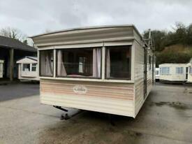 Static caravan Cosalt Resort 32x10 2bed free UK delivery.