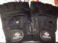 Gloves half finger sports gloves