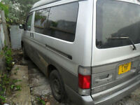 MAZDA BONGO 1997 TURBO DIESEL NOW BREAKING