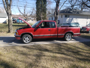 1994 S10 project truck