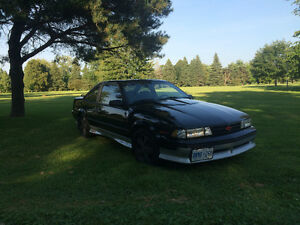 1990 Chevrolet Cavalier Z24 3.1L 5spd Manual (Coupe)