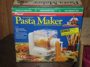 Automatic Pasta Maker ~ $40 NEW
