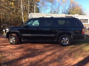 4x4 Suburban for sale