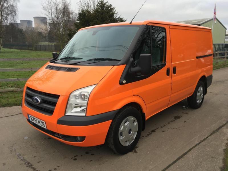 Ford Transit T330 140 Bhp Awd 4x4 Van